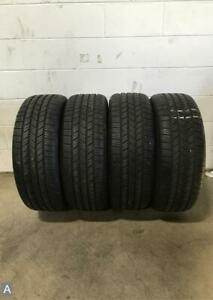 4x P255 55r18 Goodyear Eagle Ls 2 Rof 9 9 5 32 Used Tires