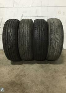 4x Take Off P255 70r18 Bridgestone Dueler H T 684 Ii 10 11 32 Used Tires