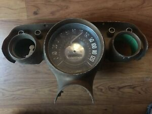1957 Chevy Bel Air Speedometer Instrument Cluster Dash Gauges