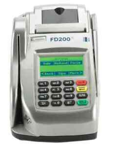 First Data Fd200ti dial ip Credit Card Machine os Updated And Unlocked