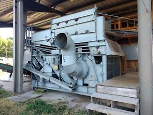 Used Hop Picker With Vfd s And Enclosed Panel Box Wolf 170 Hop Harvester
