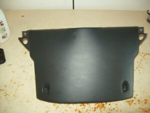 Pontiac Fiero Lower Lh Dash Steering Column Trim Panel Cover Molding Black
