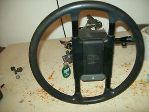 Pontiac Fiero Manual 4 Spd Tilt Steering Column With Key