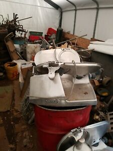 6 Hobart Commercial Meat Slicers Parts Only All One Price