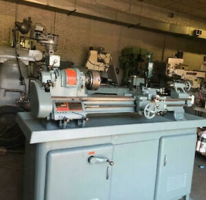 10l South Bend Lathe 4 1 2 Foot Bed 5c