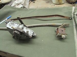 1949 50 51 52 Pontiac Trico Vacuum Wiper Motor And Transmission Arms