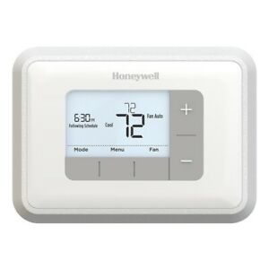Honeywell 5 2 Day Programmable Thermostat Rth6360d1002