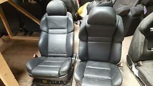 Bmw M5 2 Front Seats bucket leather electric M sport 2006 07