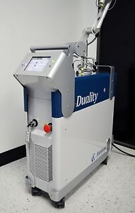 2014 Astanza Duality Q switched Nd yag Tattoo Removal Laser
