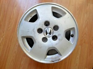Honda Accord 2001 2002 Oem Factory Original Wheel Rim 15 X 6 5