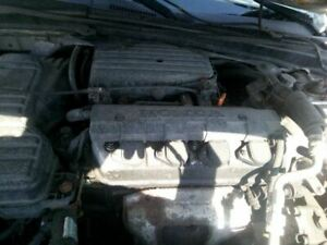Engine Gasoline 1 7l Base Sedan Vin 1 6th Digit Egr Fits 01 05 Civic 3326278