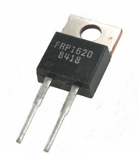 Frp1620c Ultra fast Power Planar Rectifiers 16a 180v Lot Of 1 5 Or 10