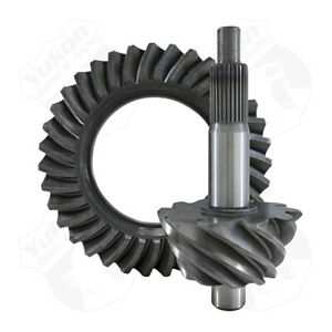 Yukon Gear Yg F9 411 Ring Pinion Gear Set For Ford 9 In A 4 11 Ratio
