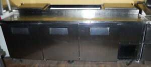 Pizza Prep Table By True Refrigerated Model Tpp 93 Great Buy
