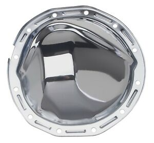 Trans dapt Performance Products 8781 Chrome Complete Differential Cover Kit