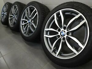 19 Inch Winter Tyres Bmw X3 F25 X4 F26 M622 Rims 7849661 a172