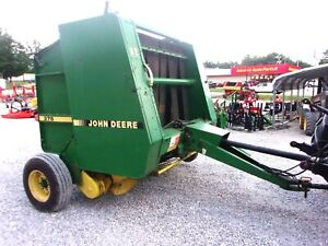Round Hay Baler In Stock | JM Builder Supply and Equipment