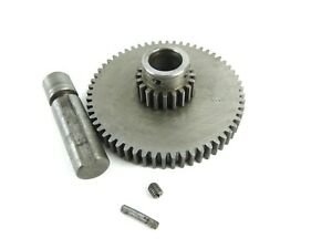 South Bend Heavy 10 10l 10r Lathe Apron Cross Feed Compound Pinion Gear Assembly