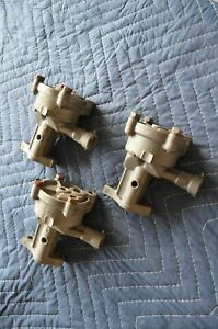 Ford Oil Pump Lot Of 3 1960s Vintage Mustang Falcon