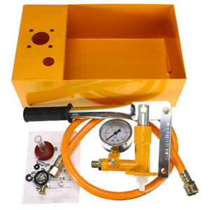 Hydraulic Test Pump | MCS Industrial Solutions and Online