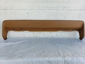 1987 1995 Jeep Yj Wrangler Dash Pad Panel Dashboard Spice Factory Free Shipping