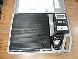 Tif 9010a Electronic Freon Charging Scale