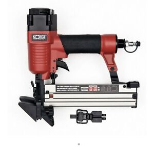Norge 4 in 1 18g Air Nailer stapler With Air Compressor Cable