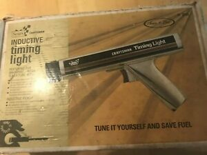 Vintage Sears Best Craftsman Inductive Timing Light 2134 In Box Made In Usa