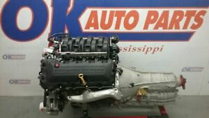 2015 Ford F150 5 0 Coyote Engine 6r80 Transmission Pullout Drop Out