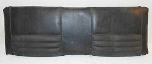 1969 1970 Mustang Mach 1 Gt Boss Shelby Fastback Deluxe Rear Upper Seat Cushion