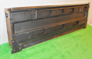 1965 1966 1967 1968 1969 1970 Mustang Gt A Shelby Fastback Fold Down Seat Panel