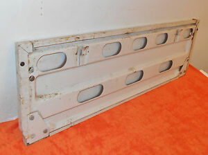 1967 1968 1969 1970 Mustang Mach 1 Boss Shelby Fastback Rear Seat Cushion Panel