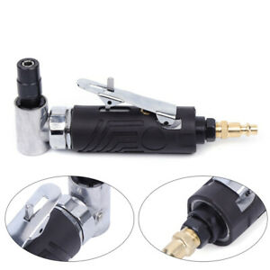 Mini 1 4 90 Degree Pneumatic Air Angle Die Grinder Grinding Polishing Machine