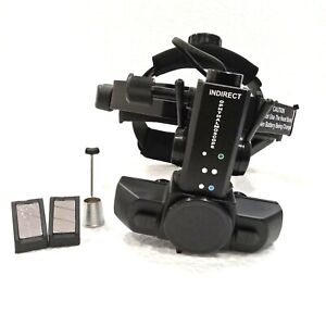 Binocular Indirect Ophthalmoscope With 20 Lens And Other Accessories