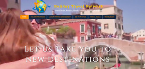 Travel Website Holiday Travel Network