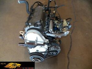 1996 2000 Honda Civic Ex 1 6l Sohc Vtec And Non Vtec Obd2 Engine Jdm D16a