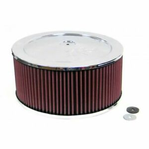 K n Filters 60 1250 Dominator Custom Round Air Cleaner Filter Assembly