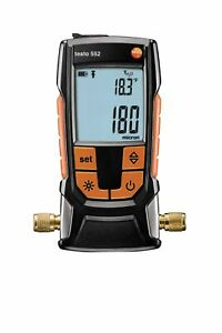 Testo 0560 5522 01 552 Digital Vacuum Micron Gauge With Bluetooth