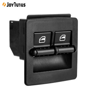 Power Master Window Switch For Volkswage Vw Beetle 1998 10 1c0959527 1c0959855a