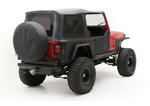 Smittybilt 9870211 Replacement Soft Top Fits 87 95 Wrangler Yj