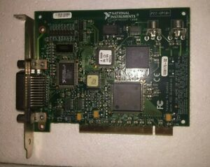National Instruments Pci gpib Analyzer And Controller 183617g 02