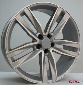 22 Wheels For Chevy Camaro Ss Coupe Staggered 22x8 5 22x10