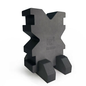 Highwild Foam Weapon Rack X Block Bench Rest Shooting Rest with Base 1 Pack $14.99