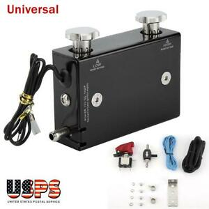 Universal Electronic Adjustable Dual Stage Car Turbo Boost Controller Kit Us New