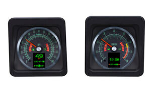 1969 69 Chevrolet Camaro Dakota Digital Rtx Retrotech Custom Ls Lsx Gauge Kit