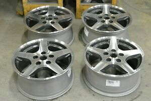 17 Jeep Grand Cherokee 2005 2006 2007 Factory Oem Rim Wheel 9055 Blemish Set
