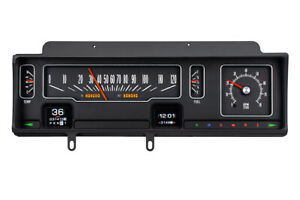 1970 72 Chevelle El Camino Malibu Dakota Digital Rtx Retrotech Gauge Kit