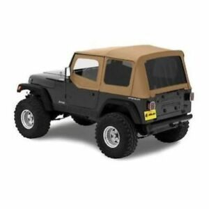 Bestop 51123 37 Replace A Top Soft Top Spice For 1988 1995 Jeep Wrangler