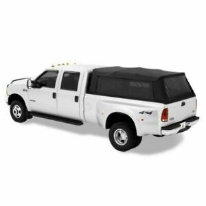 Bestop 76307 35 Supertop Fabric Camper Top For 99 17 Ford F 250 F 350 6 75 Bed
