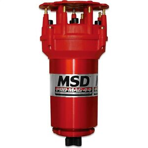 Msd 81305 Pro Mag Generator B Clamp For Generator 81394 Clock Wise Rotation